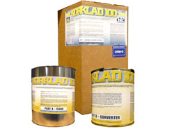 Norklad 100 - 100% Solids Epoxy Clearcoat Kit