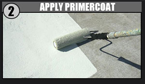 Pure Metallic Application Step 2 - Apply Primercoat