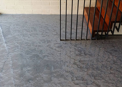 Pure Metallic Amp Pure Metallic Metallic Epoxy Floor