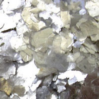 Pure Metallic Decorative Metallic Flakes For Epoxy Flooring